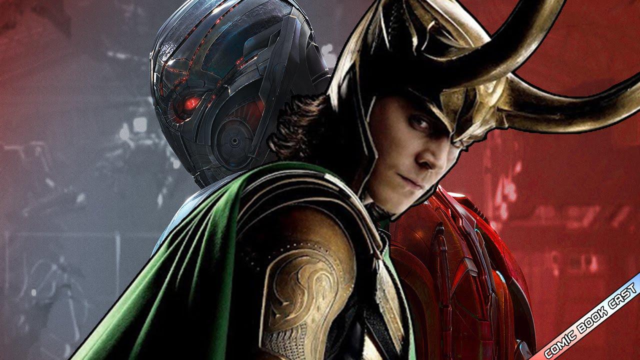 Loki and Ultron