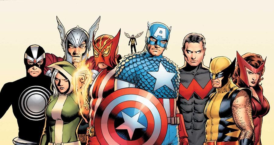 Deadpool (Wade Wilson) joins Uncanny Avengers