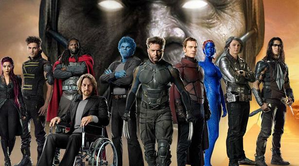 Apocalypse and the X-Men