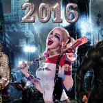 2016 - the year of live-action cinematic debut of superheroes and supervillains!