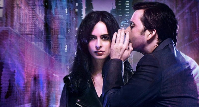 Purple Man isn't purple in Jessica Jones!