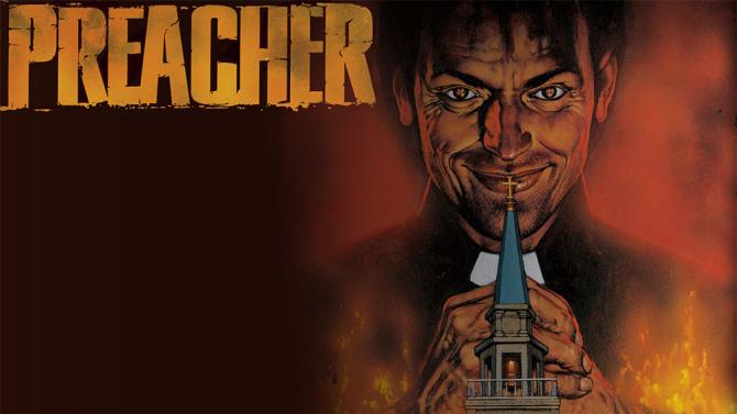 So far, so good, Preacher sticks closely to the inspirational source