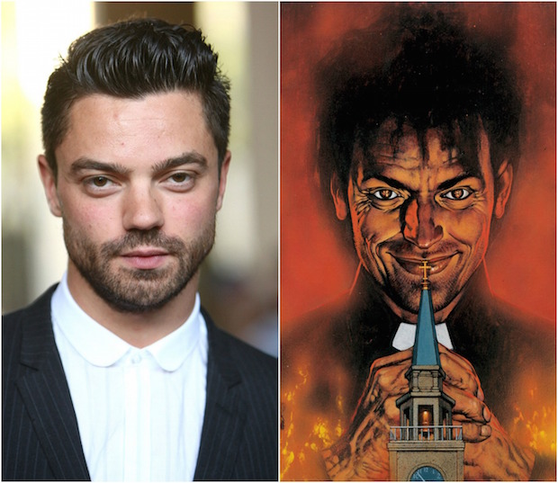 Dominic Cooper as Jesse Custer