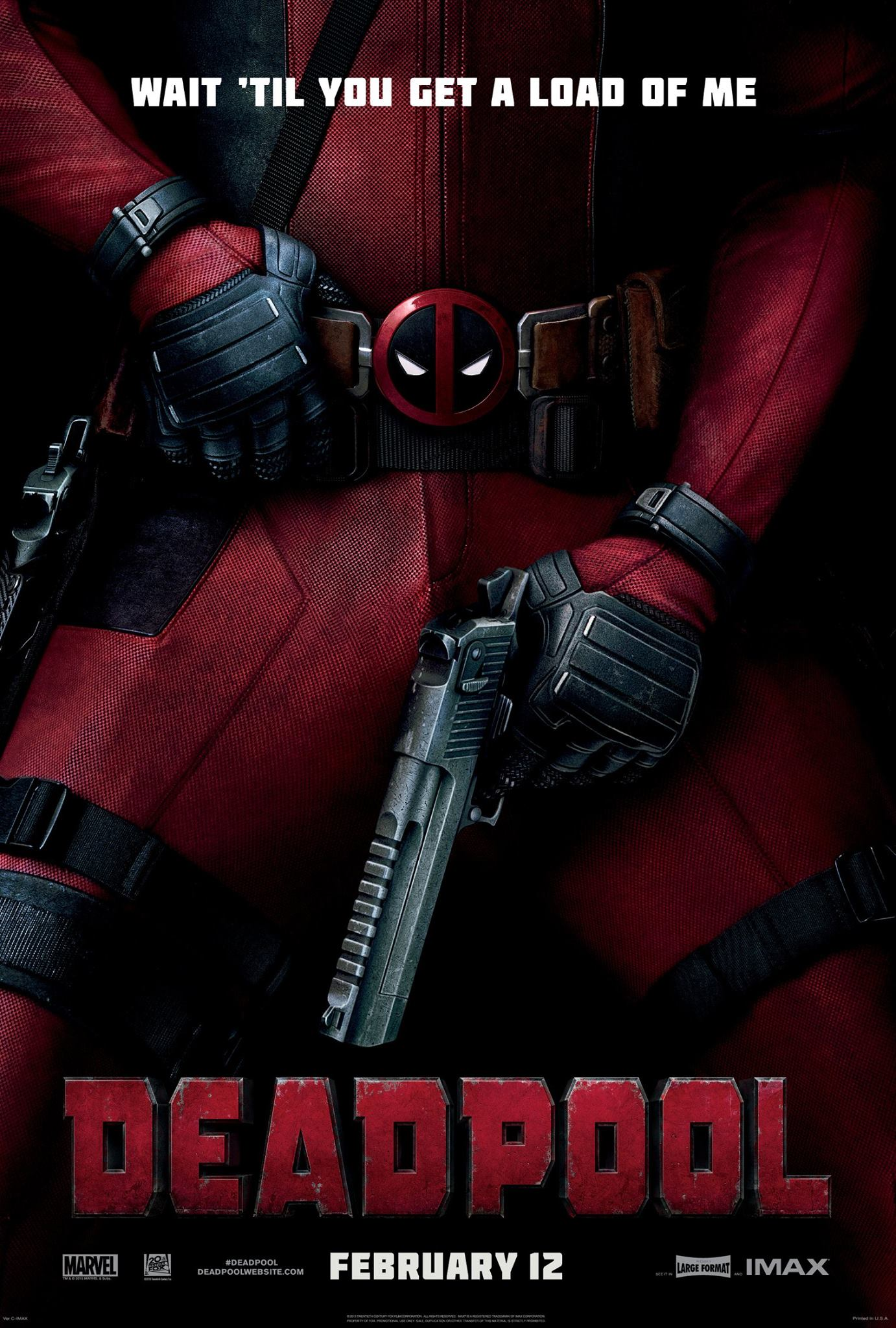 2nd day of Deadpool