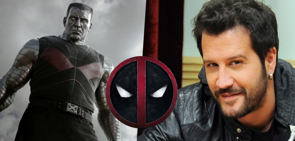 Stefan Kapicic is the cast for Colossus in Deadpool
