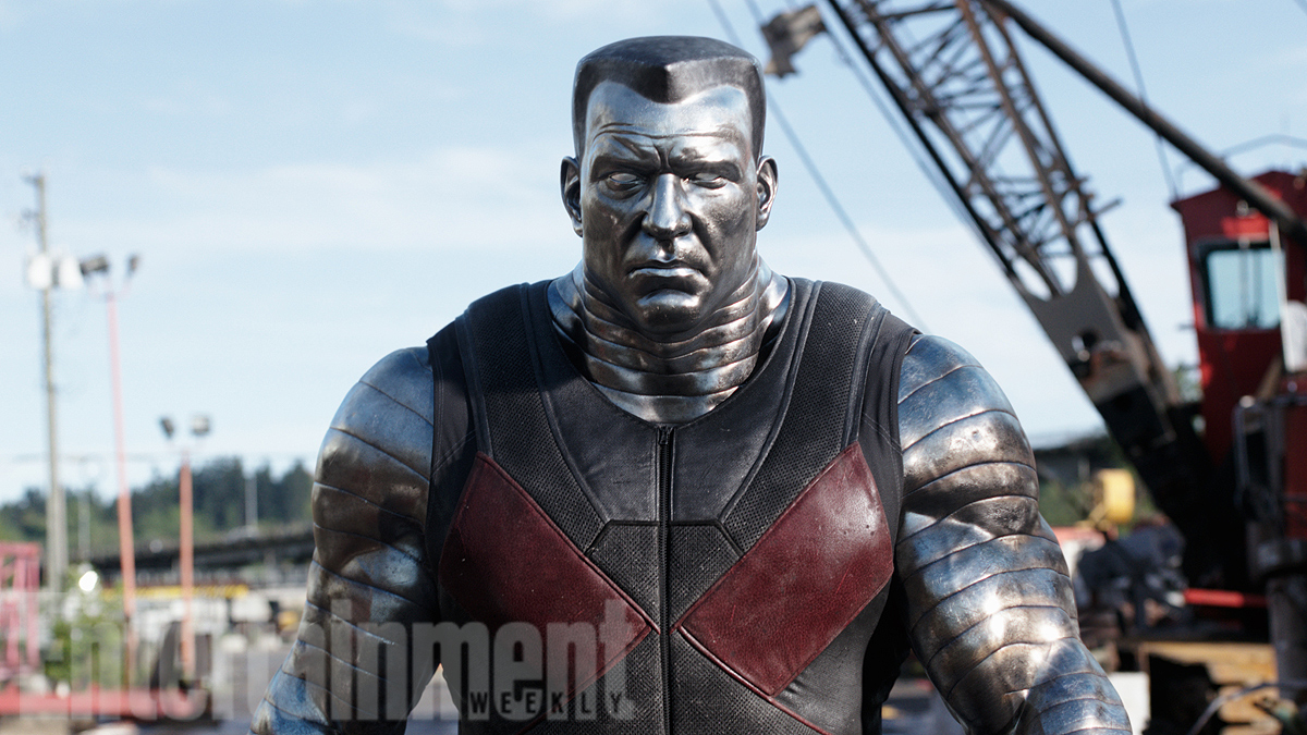 Colossus in Deadpool