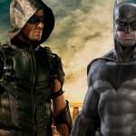 Arrow and Batman