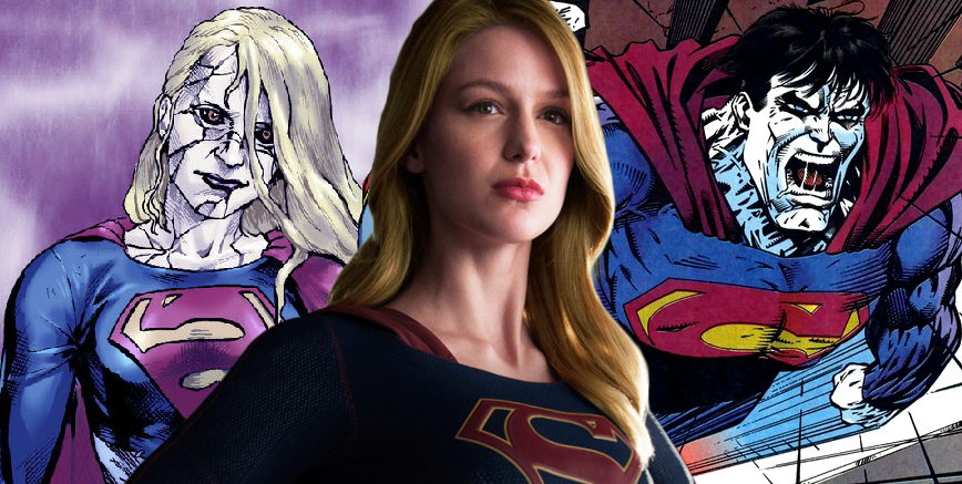 Bizzaro coming to SUPERGIRL!