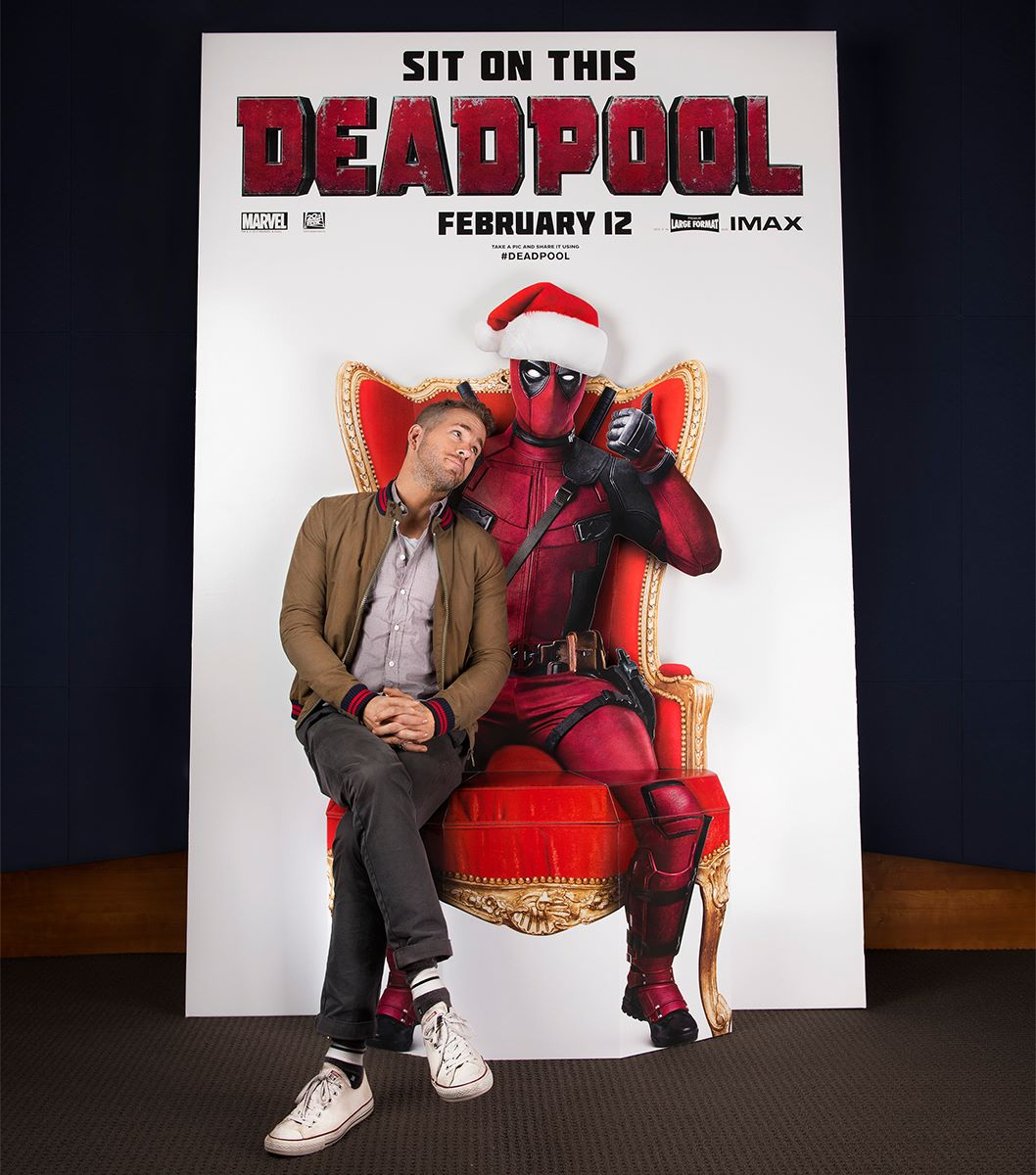 12 Days of Deadpool