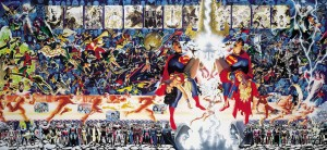 Alex-Ross-cover-to-the-collected-Crisis-on-Infinite-Earths