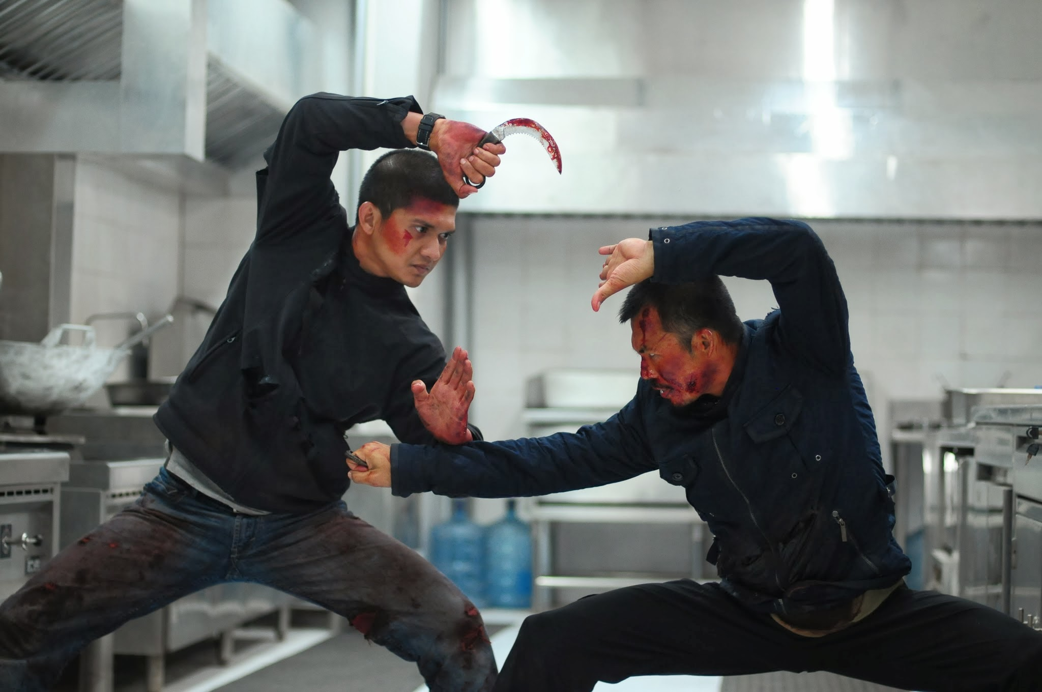 Raid 2 - Where are these guys?