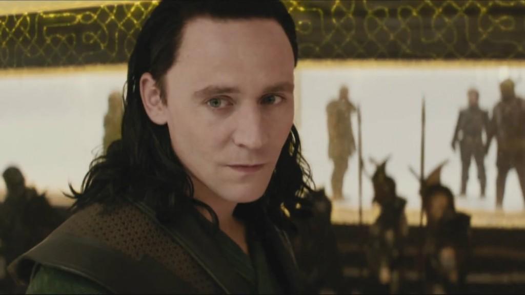 Tom Hiddleston in 'Thor: The Dark World'