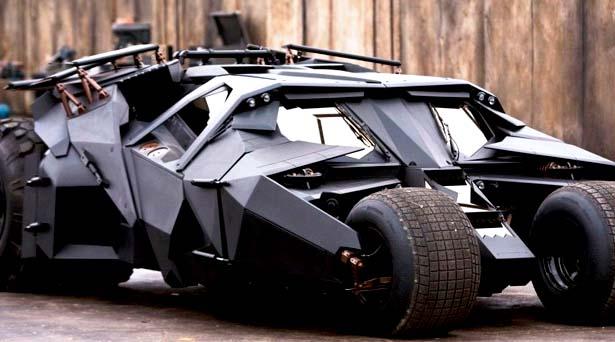 The Bat Tumbler