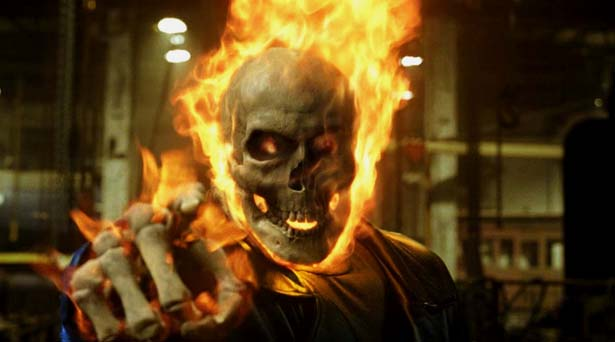 Ghost Rider. Source: Columbia Pictures