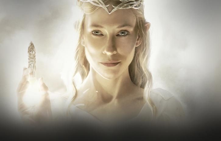 Blanchett might be the next female version of Thor