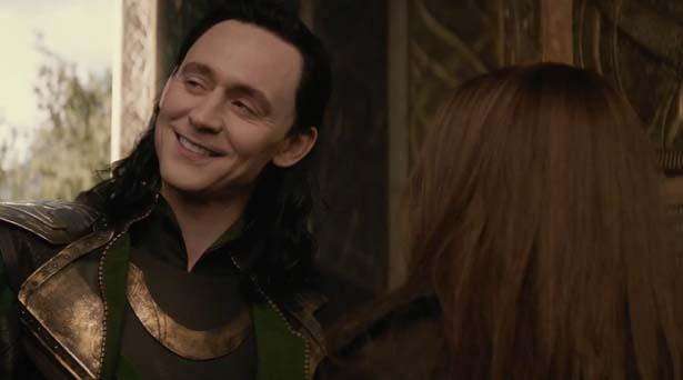 Loki and Jane Foster