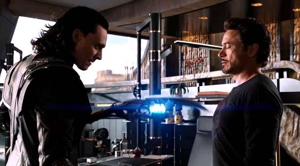 Loki and Tony Stark