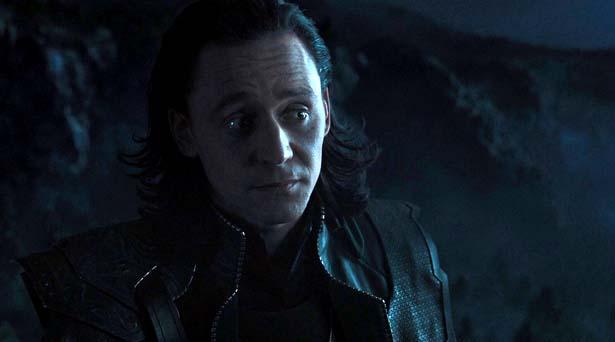 """Loki: """"I'm listening"""""""