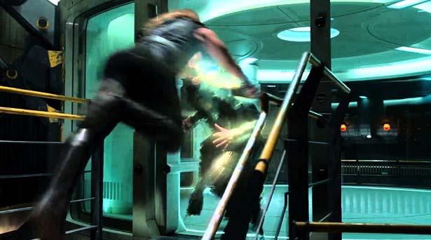 Loki tricks Thor
