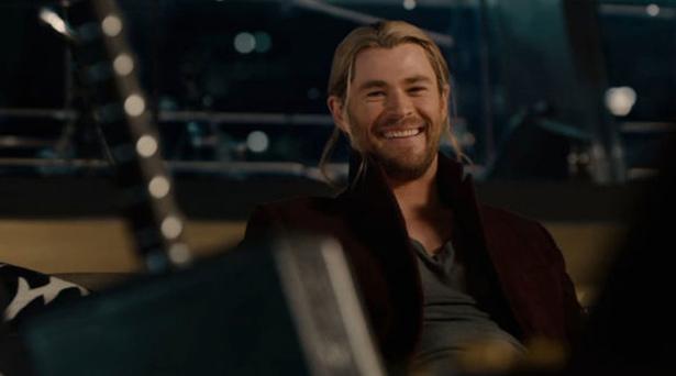 Mjolnir & Thor