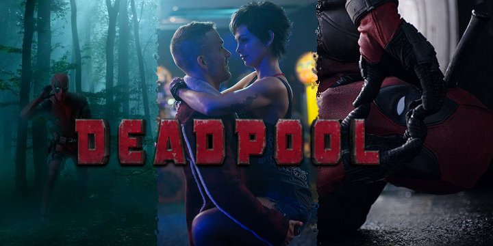 New Deadpool TV spots and photos released!
