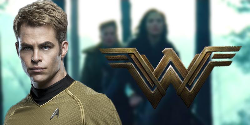 Chris Pine talks about Wonder Woman movie!
