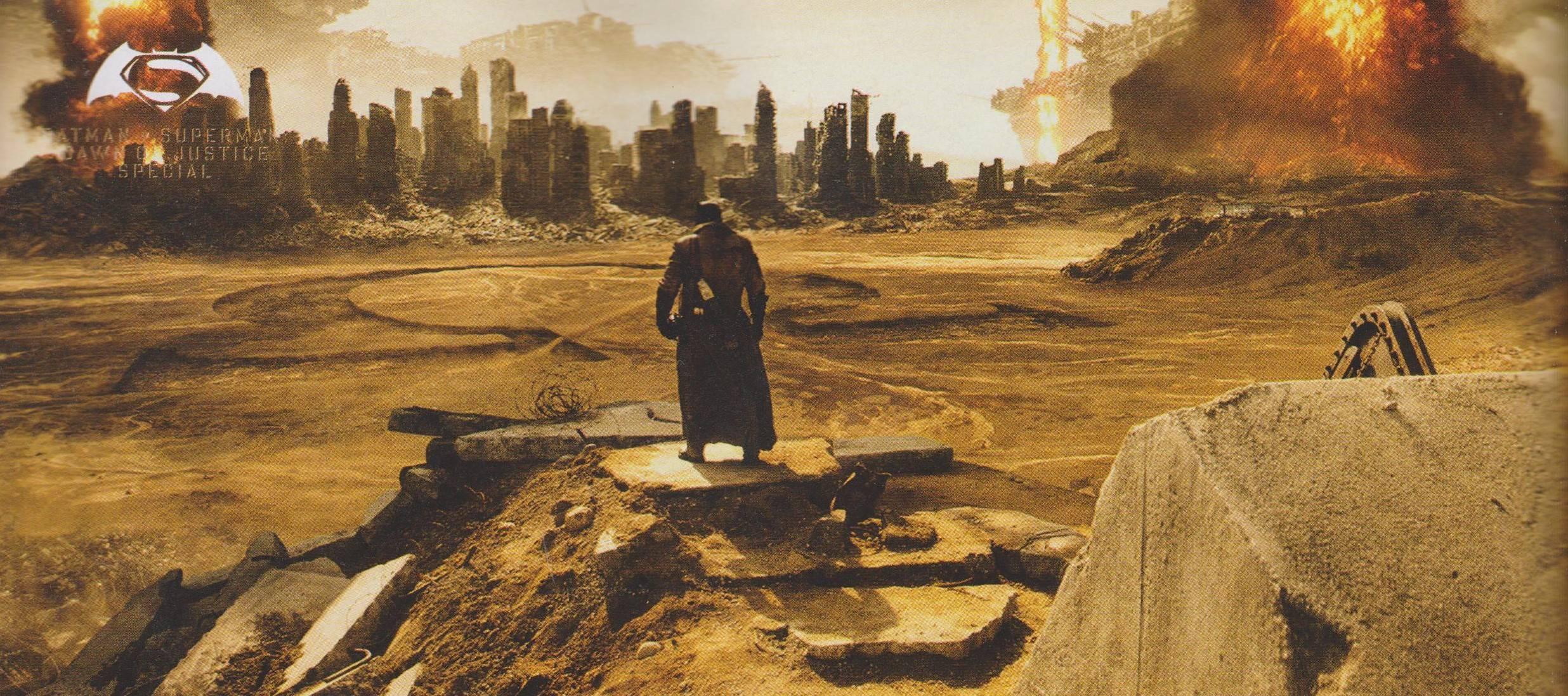 Darkseid is coming