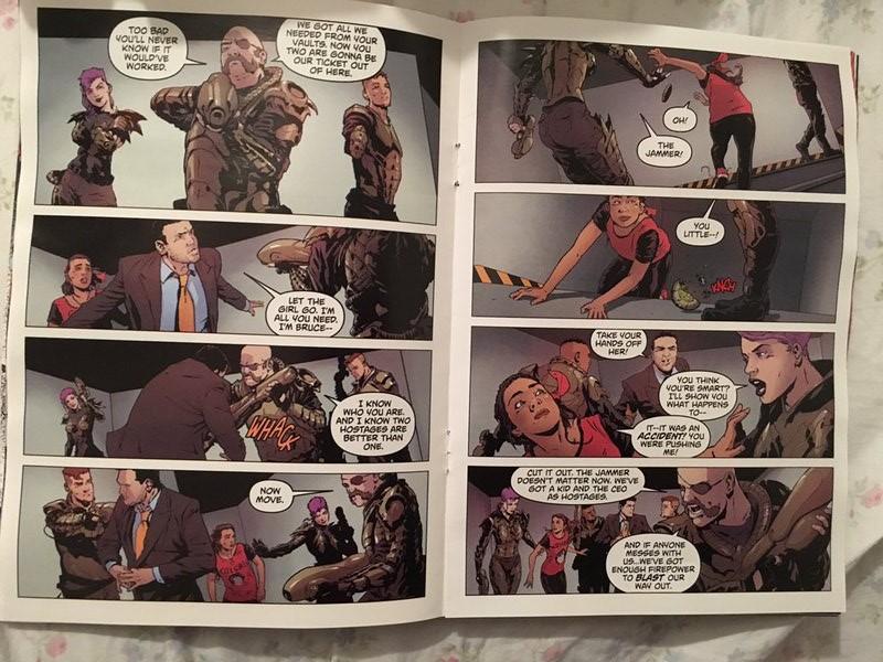 BVS prequel comic 6