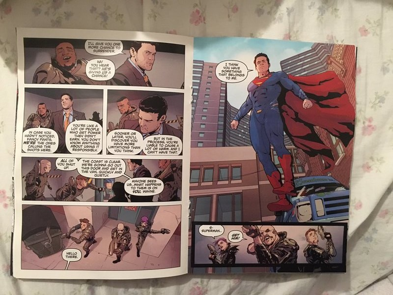 BVS prequel comic 7