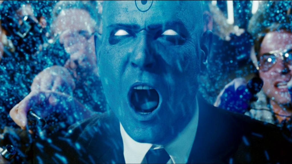 Billy Crudup in Watchmen
