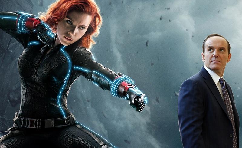 Clark Gregg wants Black Widow solo movie!