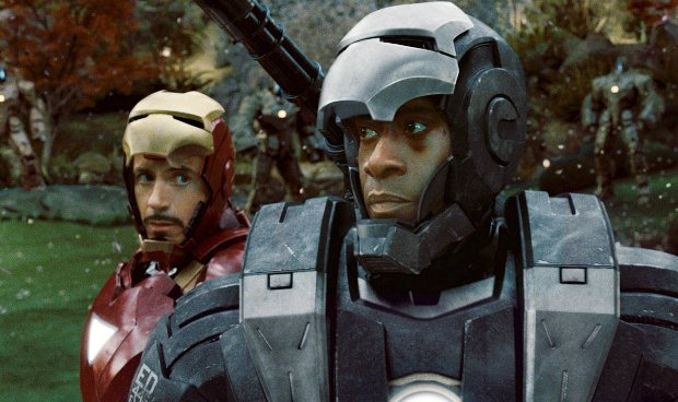 Don Cheadle shares his experience of playing War Machine in the MCU