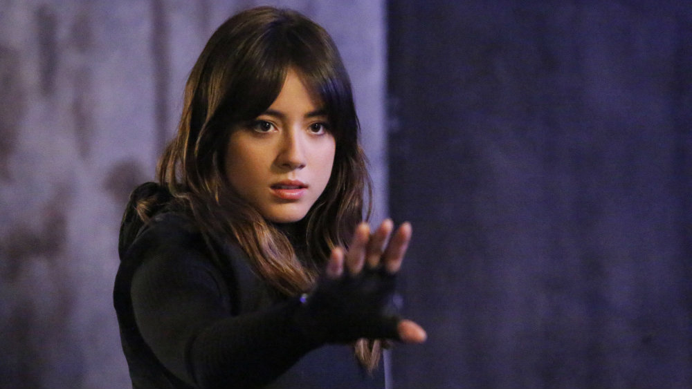 Chloe Bennet in Agents of S.H.I.E.L.D.