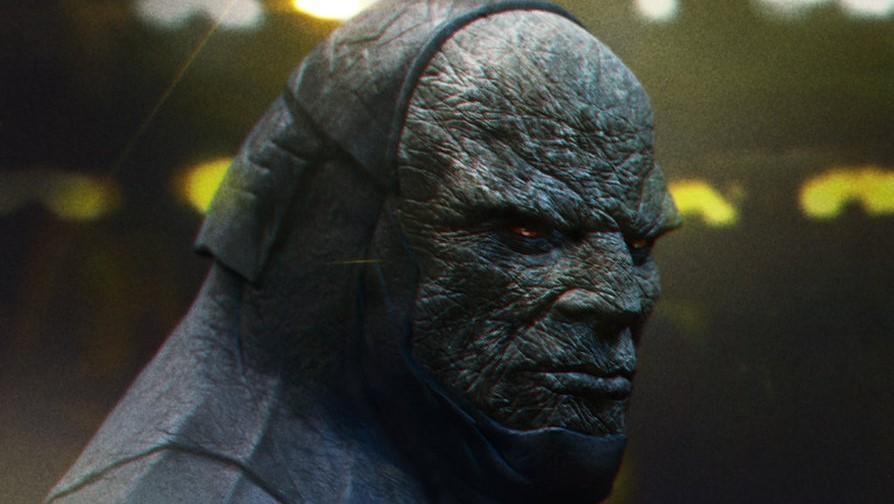 Darkseid in Batman v Superman