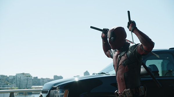 New image from Deadpool movie