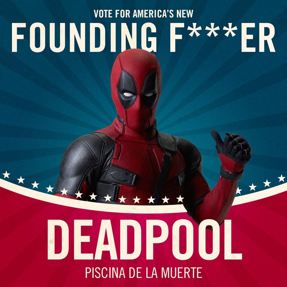Deadpool for President