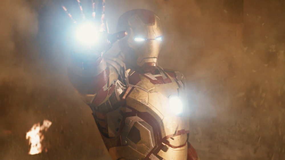 Robert Downey Jr. in Iron Man 3