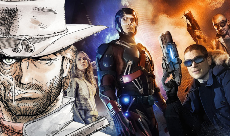 Jonah Hex is coming to DC's Legends of Tomorrow!
