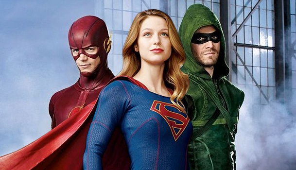 CW president open for Supergirl crossover with The Flash and Arrow!