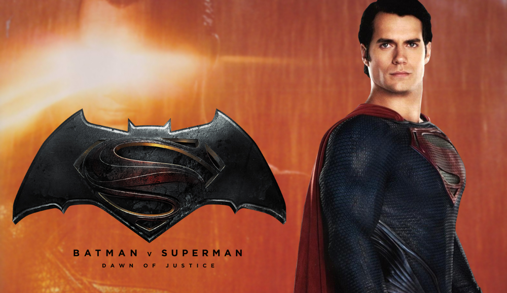 Superman is no longer frantic in Batman V Superman!