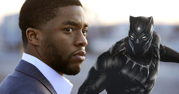Chadwick Boseman will portray Black Panther