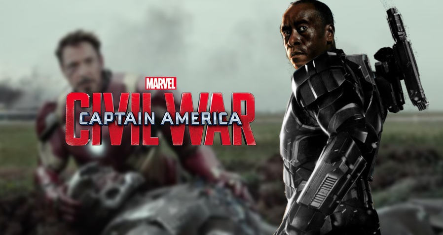 Don Cheadle says War Machine has a intense and pivotal role in Civil War!
