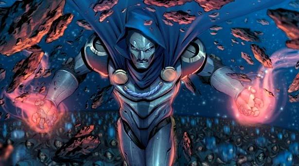 Doctor Doom. Source: Marvel Comics