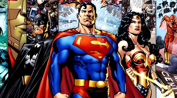 Justice League. Source: DC Comics