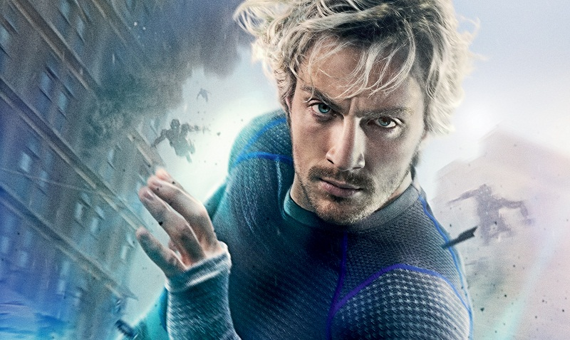 Aaron Taylor-Johnson as Quicksilver