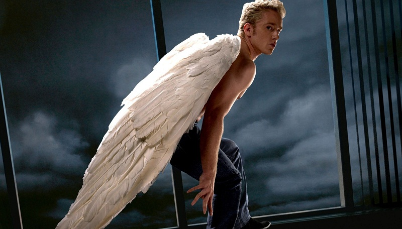 Ben Foster as Angel