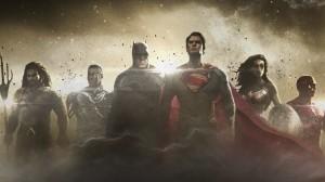 DC Cinematic Universe Justice League