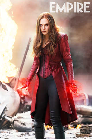 New look at Scarlett Witch