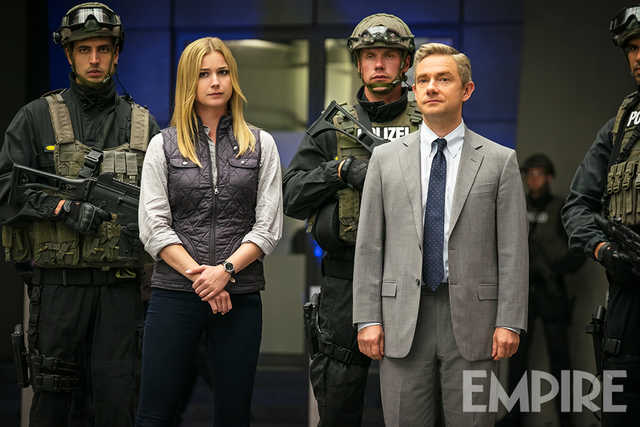 New look at Sharon Carter and Everett Ross