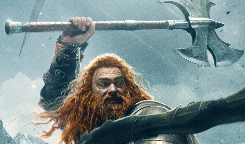 Ray Stevenson as Volstagg